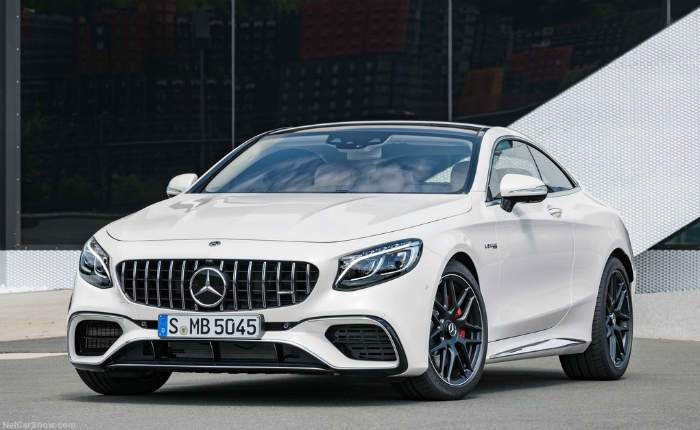 Mercedes-Benz AMG S 63 Coupe