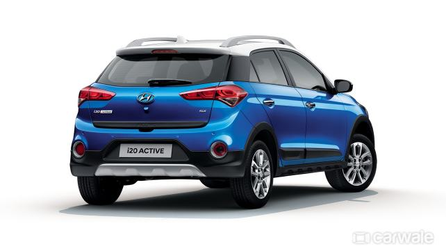 Hyundai i20 Active Facelift